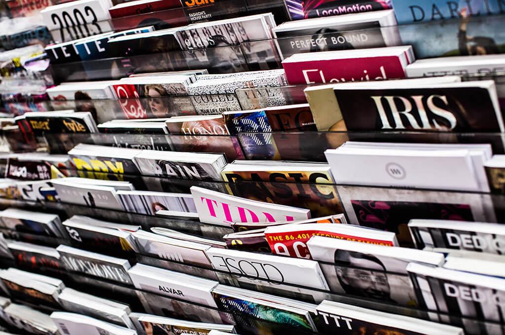 デザインのネタ探しに雑誌読み放題サービスがオススメの理由
