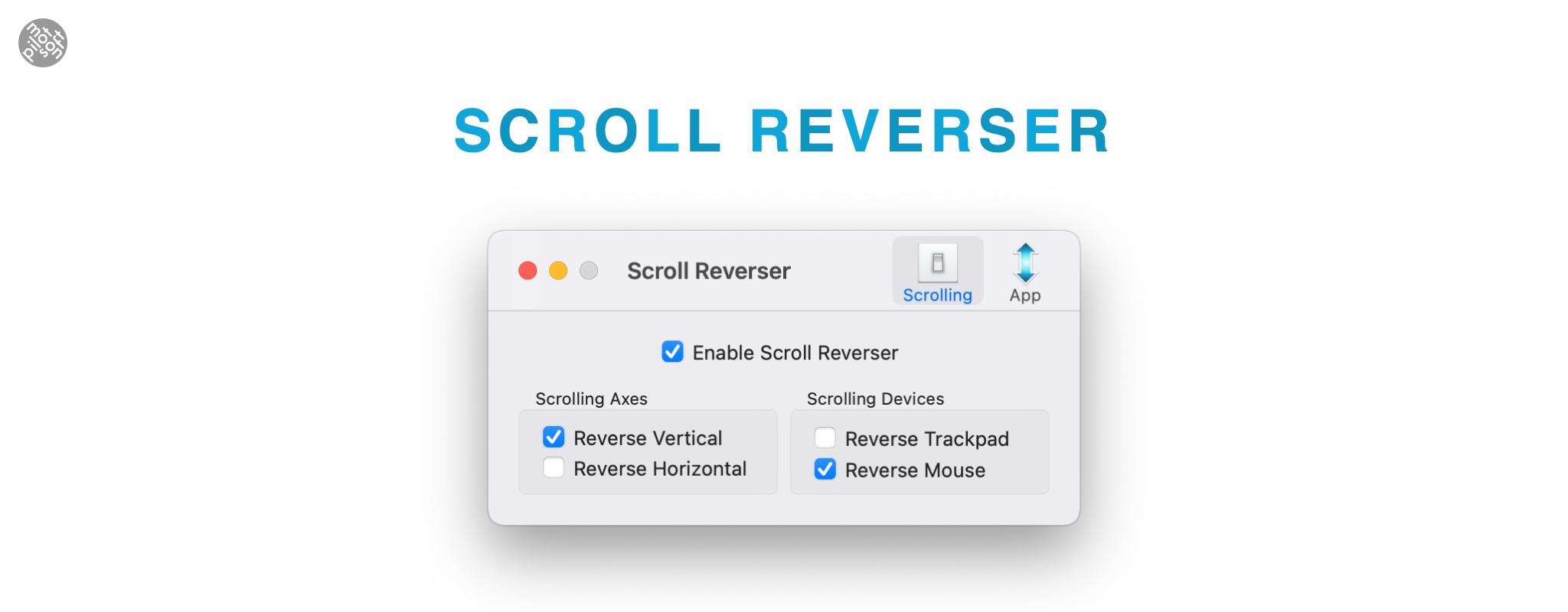 Scroll Reveser